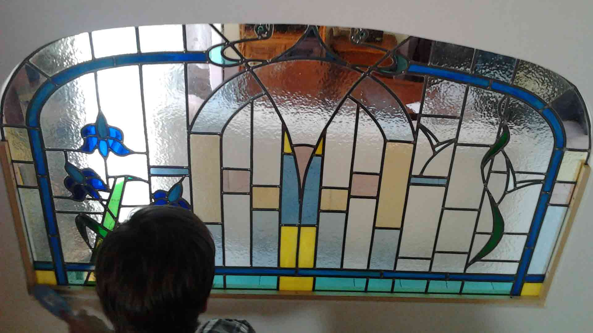 stained glass creation 5