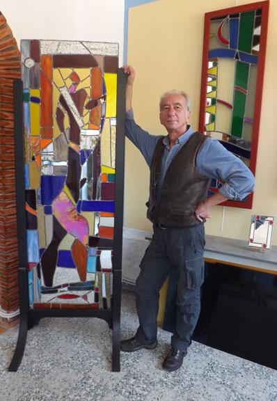 Jean-Michel Bonhert et création
